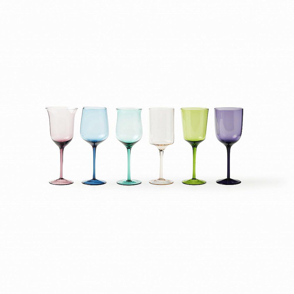 """צבעים ועיצוב משתנה כוסות של BITTOSI בסטורי. צילום: יח""""צ"""