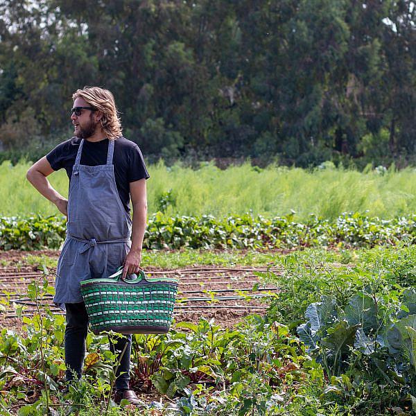 ענר בן רפאל פורמן, איגרא במשק. צילום: מתן שופן
