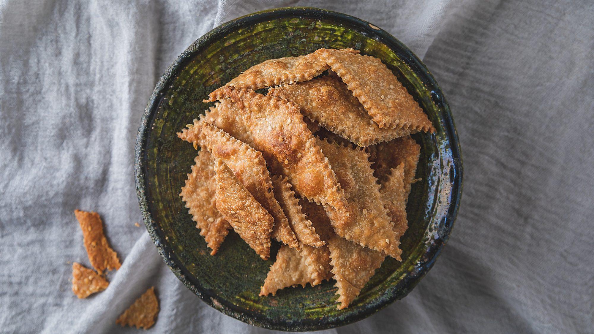 ריפעת - עוגיות אניס מרוקאיות של רינת צדוק. צילום: שני בריל.