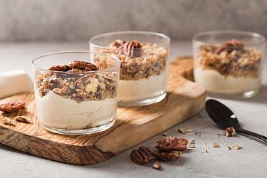 פרפה חלבה מתובל בסילאן של רות אוליבר. צילום: Shutterstock
