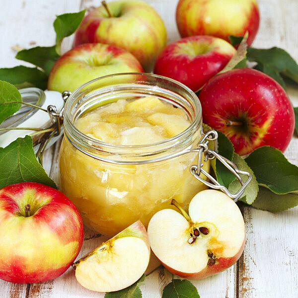 ריבת תפוחים קלה של רינת צדוק. צילום: שני בריל.
