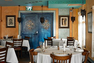 מסעדת יקוטה (צילום: דור קדמי)