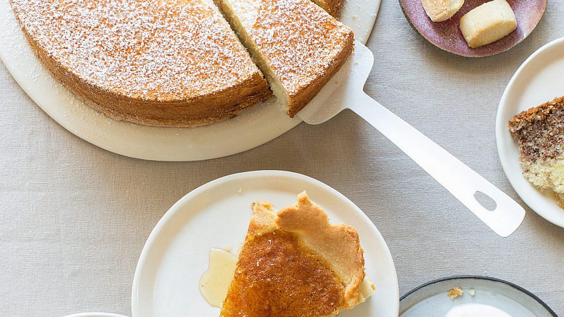עוגות לראש השנה של קרן אגם (צילום: דניאל שכטר)