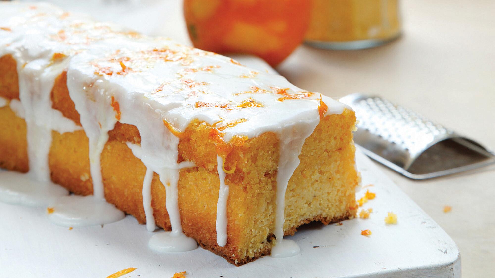 עוגת פולנטה ותפוזים של לידור ברזיק-פרידלנד | צילום: דניה ויינר | סגנון: אוריה גבע