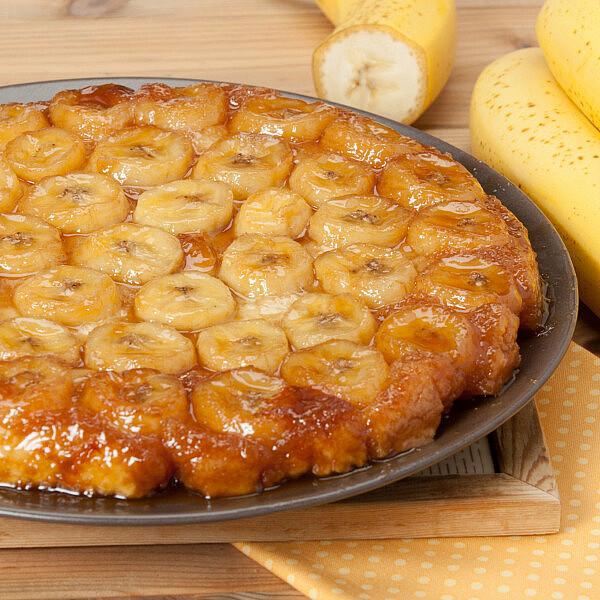 טאטן אישי של בננות וברנדי של מיכל מוזס. צילום: Shutterstock.