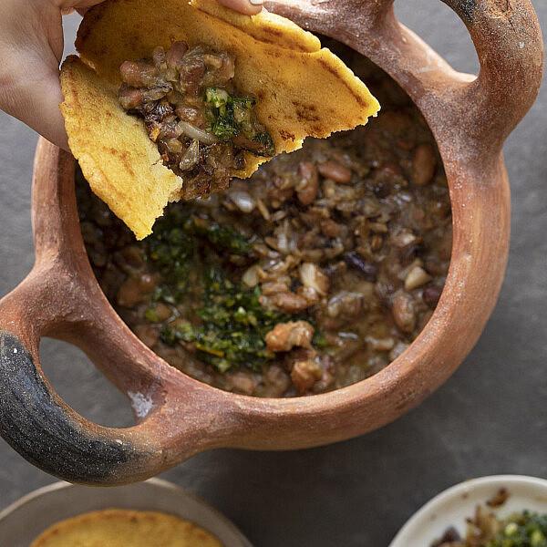 מקאדי - לחם תירס של רינת צדוק. צילום: דניאל לילה