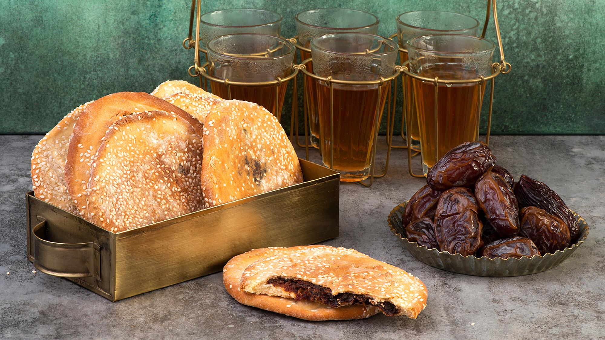 בעבע בתמר בניחוח אניס של רות אוליבר. צילום: Shutterstock