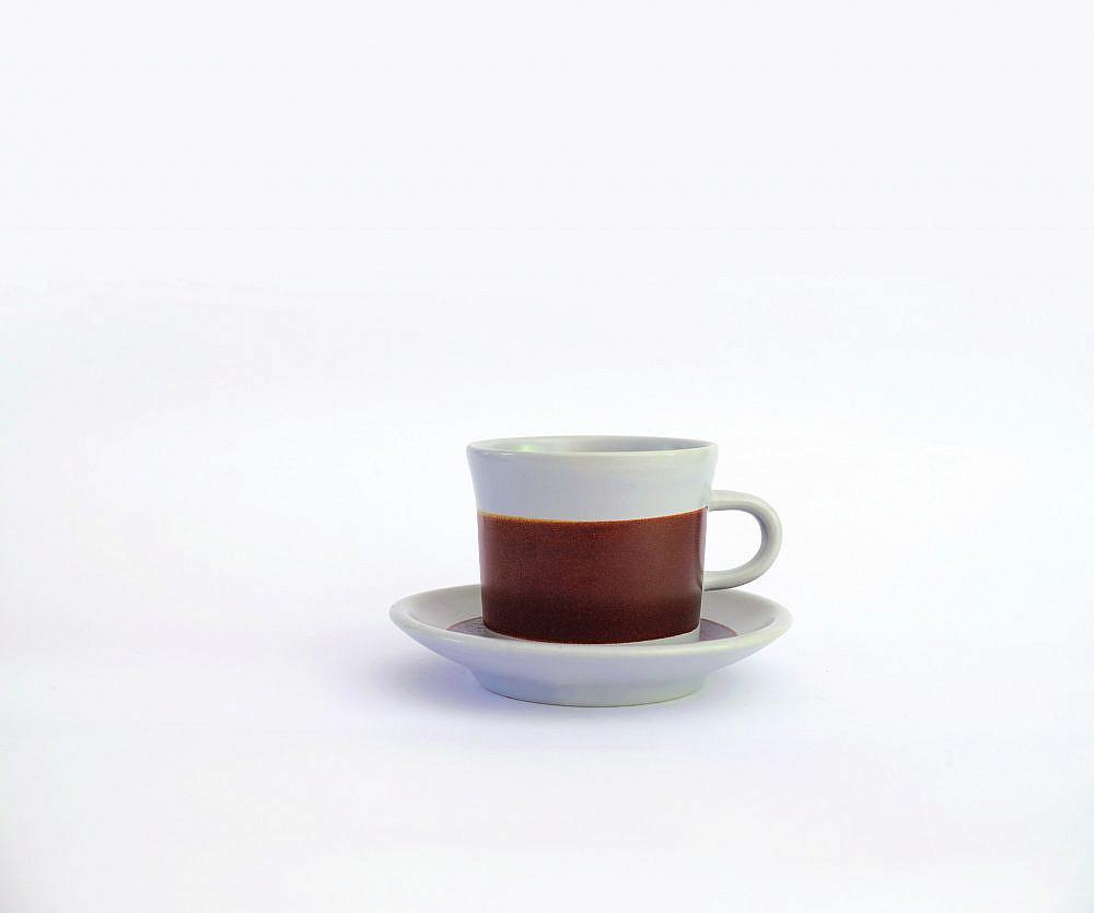 סט לשתייה חמה, לפיד קרמיקה (צילום: קובי קלייטמן)