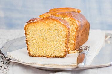 עוגת תפוזים וקוקוס ללא גלוטן של תמי בן דוד. צילום: shutterstock