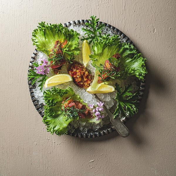 צ'יקופתא של שף הלל תווקולי | צילום: שני בריל, סטיילינג: עינב רייכנר