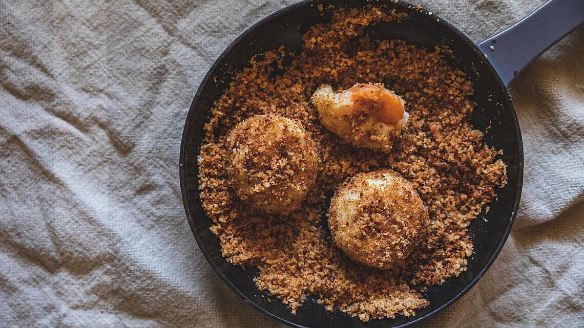 גומבוץ משמש של מיכל חביביאן | צילום: שני בריל