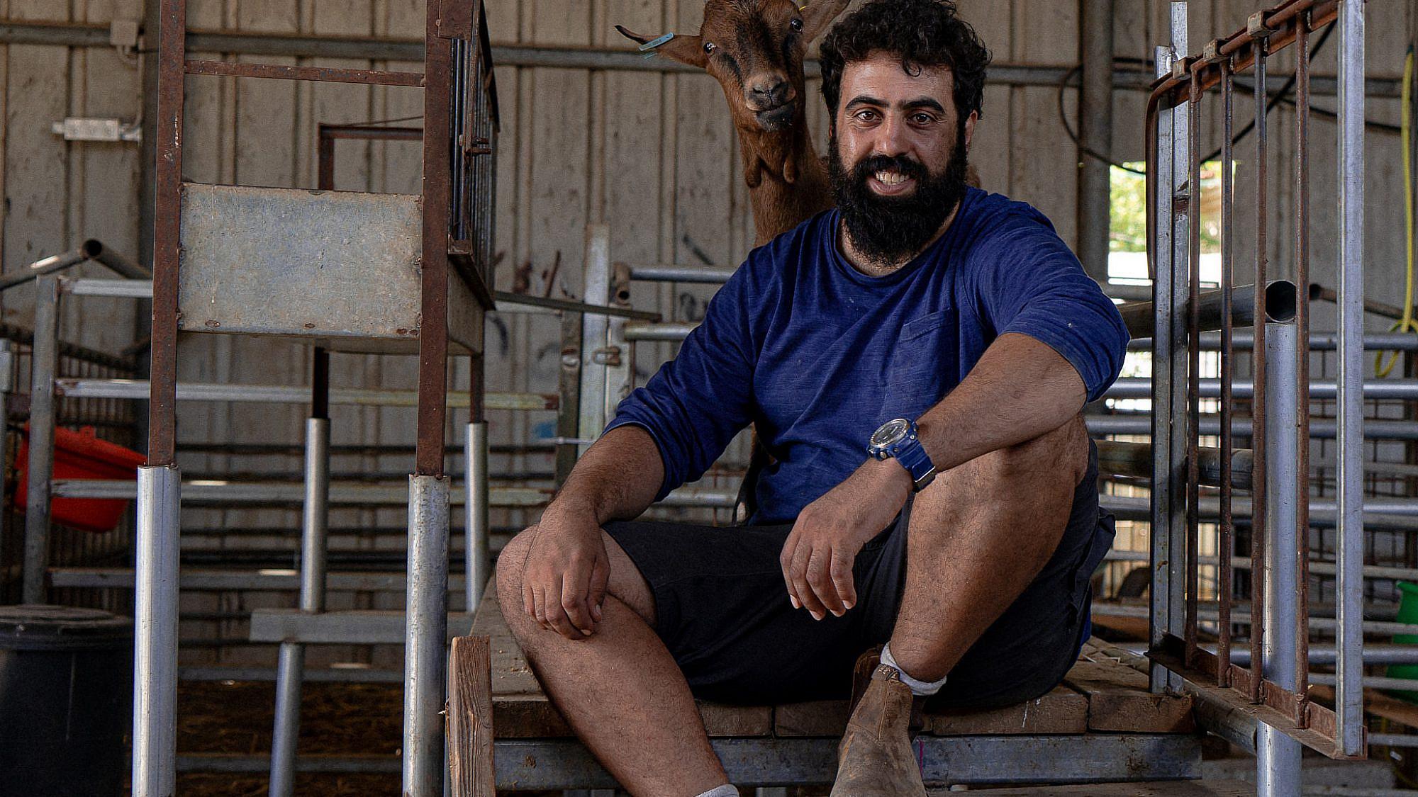 רון דוד, מושב אחיטוב | צילום: מידן גיל ארוש