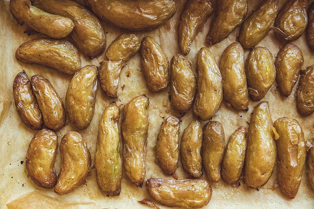 תפוחי אדמה הם הבסיס של הבישול הקלאסי צילום: שני בריל