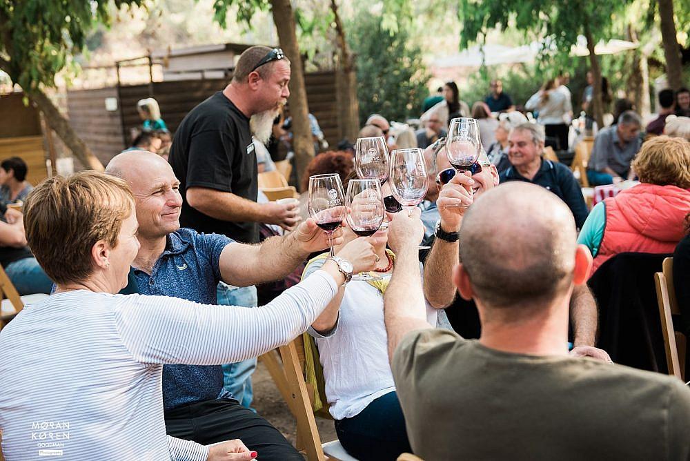 לחיים יריד זמן יין בגליל המערבי. צילום: מורן קורן גודמן