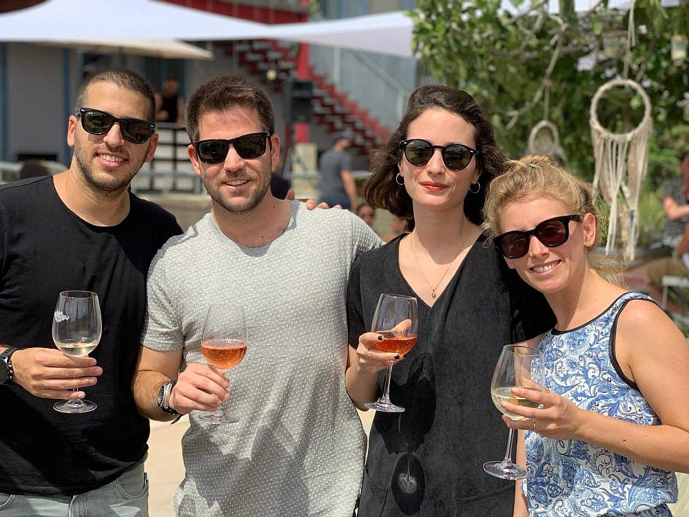 יין, אנשים, המלצות שוות קהילת Wine Routine של עומרי יוסף | צילום: חן ראובן