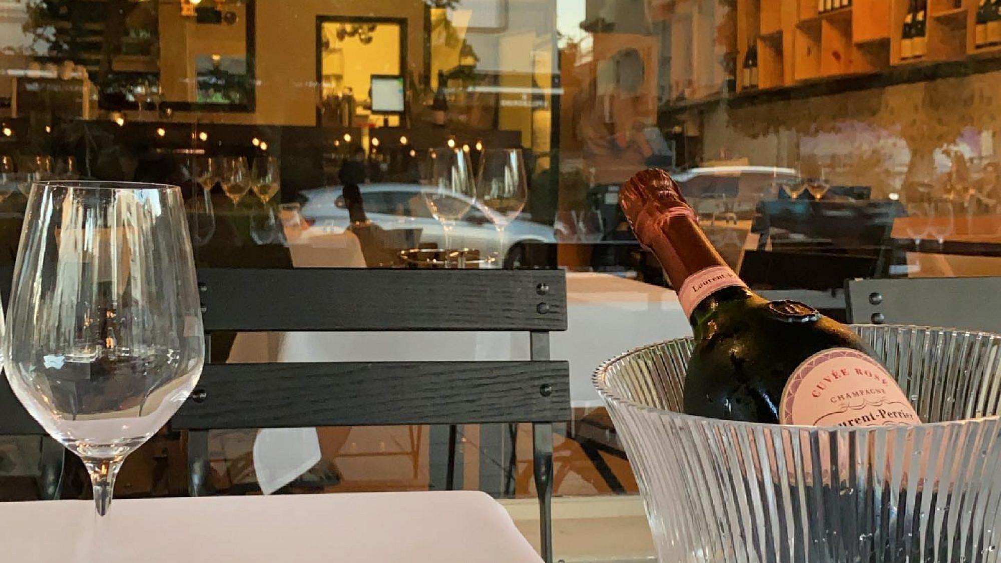 ג'נגו בר יין. צילום: עמוד הפייסבוק של המסעדה