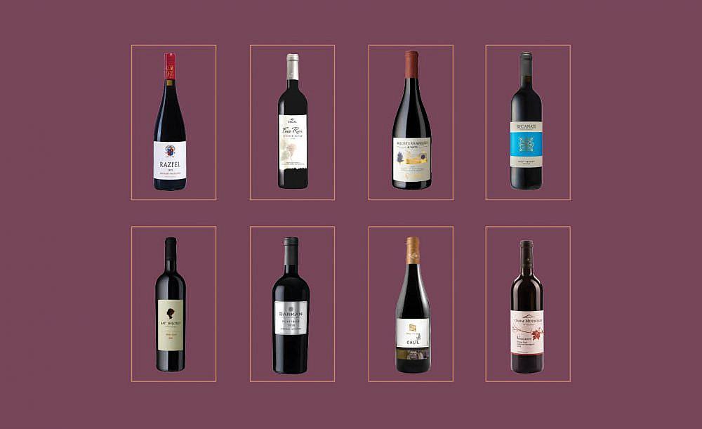 יינות אדומים מומלצים לחגי תשרי 2021 (דימוי: אווס ג'בארה)