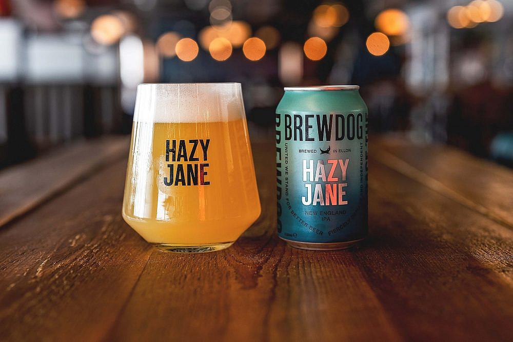 הגיע אוקטובר, לא תשתו משהו? בירה של BREW DOG צילום: באדיבות הכרם